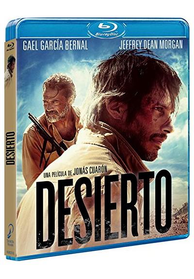 Desierto (Blu-Ray)