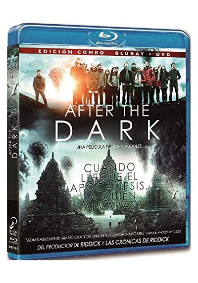After The Dark (Blu-Ray + Dvd)