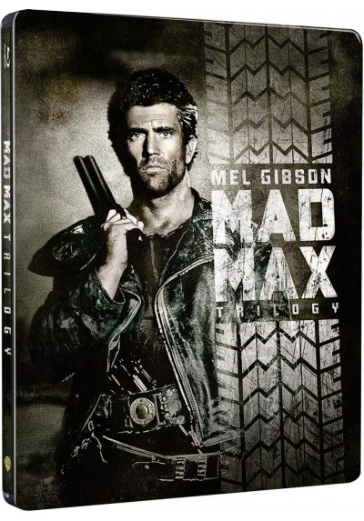 Trilogía Mad Max - (Blu-Ray) (Ed. Metálica) (Mad Max)