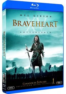 Braveheart (Blu-Ray) (Ed. Especial) (Ed. 15 aniversario)