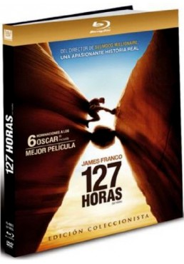 127 Horas (Blu-Ray Libro + Dvd) (127 Hours)