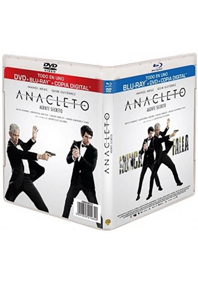 Anacleto, Agente Secreto (Blu-Ray + Dvd + Copia Digital)