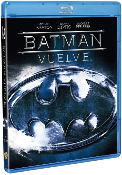 Batman Vuelve (Blu-Ray) (Batman Returns)