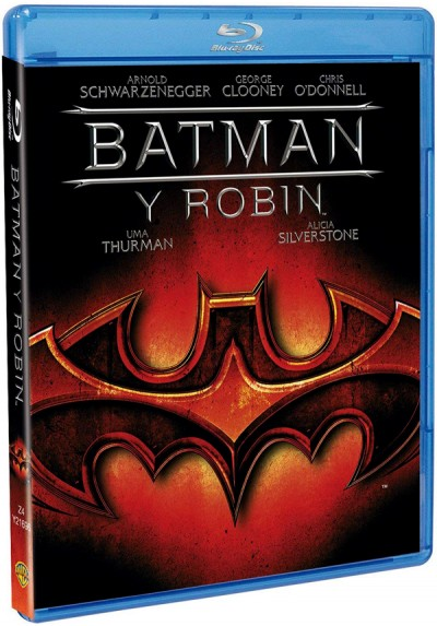 Batman Y Robin (Blu-Ray) (Batman And Robin)