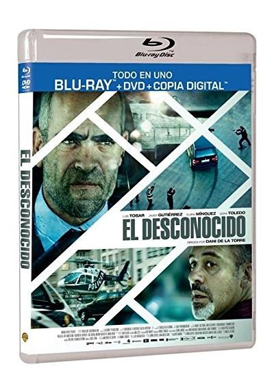El Desconocido (Blu-Ray + Dvd + Copia Digital)