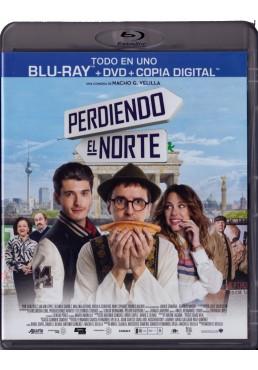 Perdiendo El Norte (Blu-Ray + Dvd + Copia Digital)