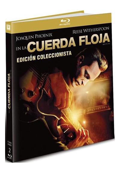 En La Cuerda Floja (Blu-Ray) (Ed. Libro) (Walk The Line) (Ed. Coleccionista)