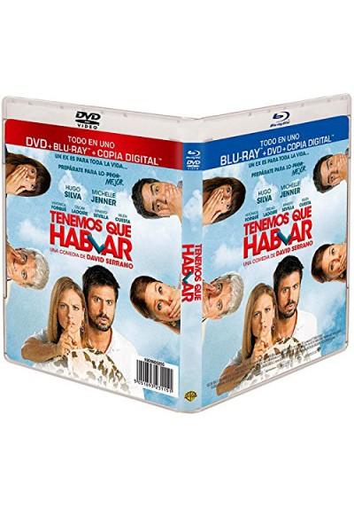 Tenemos Que Hablar (Blu-Ray + Dvd + Copia Digital)