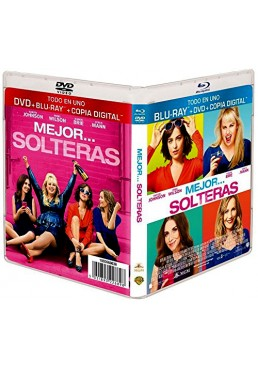 Mejor... Solteras (Blu-Ray + Dvd + Copia Digital) (How To Be Single)