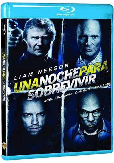 Una Noche Para Sobrevivir (Blu-Ray) (Run All Night)