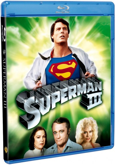 Superman III (Blu-Ray)