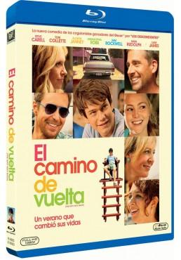 El Camino De Vuelta (Blu-Ray) (The Way Way Back)