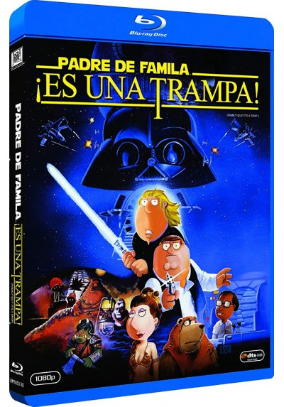 Padre De Familia: Es Una Trampa! (Blu-Ray) (Family Guy Presents: It´s A Trap)