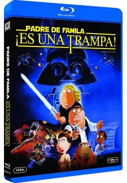 Padre De Familia: Es Una Trampa! (Blu-Ray) (Family Guy Presents: It´s A Trap)
