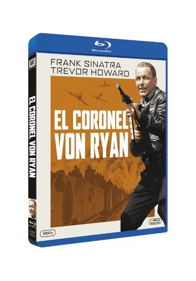 El Coronel Von Ryan (Blu-Ray) (Von Ryan´s Express)