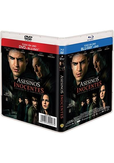 Asesinos Inocentes (Blu-Ray + Dvd)