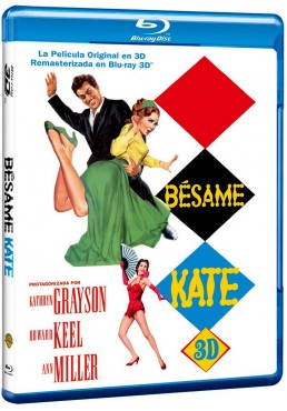 Bésame Kate (Blu-Ray 3d) (Kiss Me, Kate)