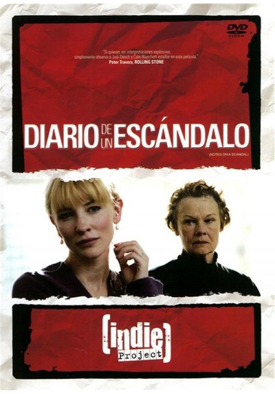 Diario de un Escándalo - Colección Indie Project (Notes on a Scandal)