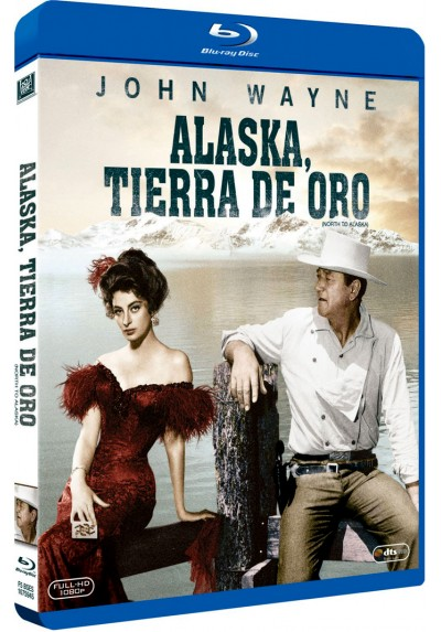 Alaska, Tierra De Oro (Blu-Ray) (North To Alaska)