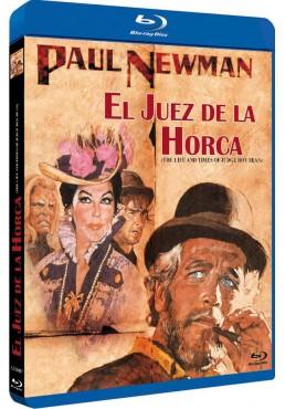 El Juez De La Horca (Blu-Ray) (Bd-R) (The Life And Time Of Judge Roy Bean)