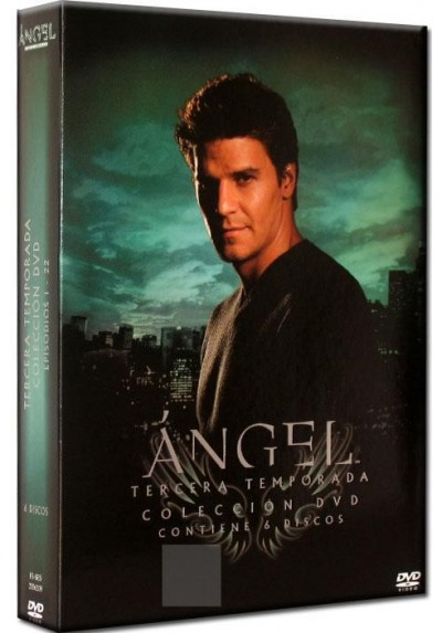 Ángel, Temporada 3