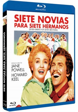 Siete Novias Para Siete Hermanos (Blu-Ray) (Seven Brides For Seven Brothers)