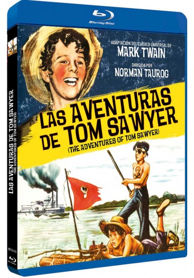 Las Aventuras De Tom Sawyer (Blu-Ray) (Bd-R) (The Adventures Of Tom Sawyer)