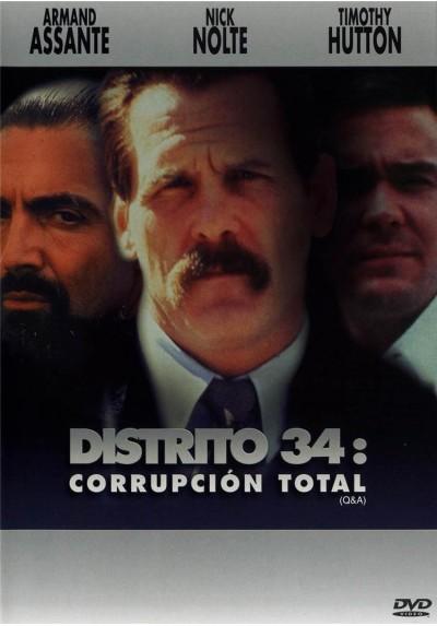 Distrito 34: Corrupción Total (Q & A (Questions & Answers))