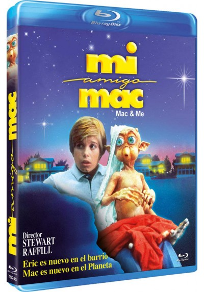 Mi Amigo Mac (Blu-Ray) (Mac And Me)