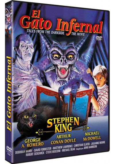 El Gato Infernal (Tales From The Darkside: The Movie)