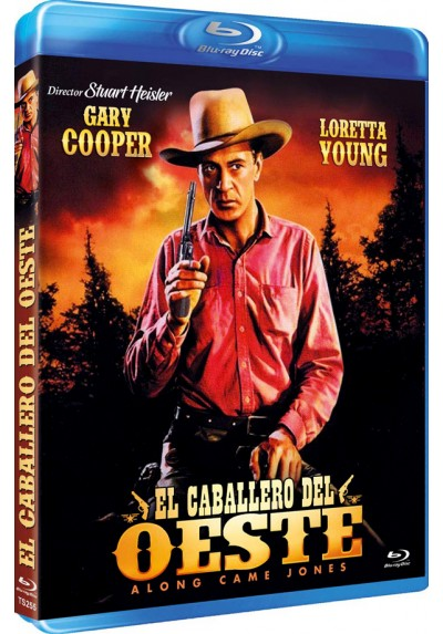 El Caballero Del Oeste (Blu-Ray) (Along Came Jones)