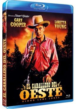El Caballero Del Oeste (Blu-Ray) (Along Came Jones)