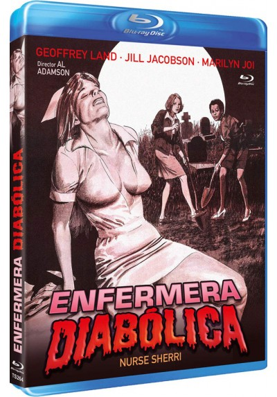 Enfermera Diabólica (Blu-Ray) (Nurse Sherri)