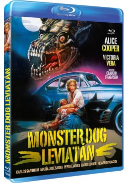 Monster Dog Leviatán (Blu-Ray) (Leviatan)