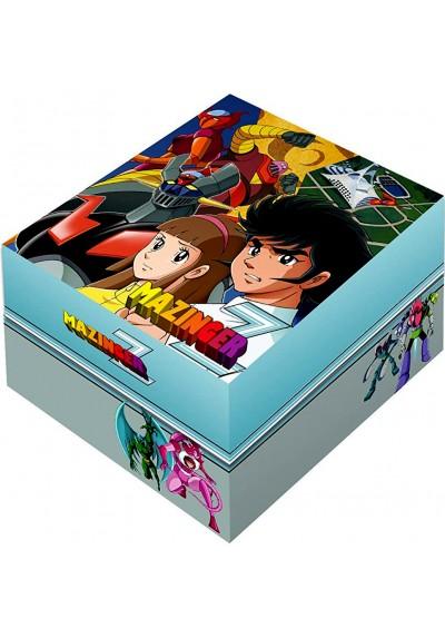 Mazinger Z - Serie Completa (92 Episodios)