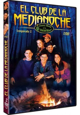 El Club De La Medianoche - 2ª Temporada (Are You Afraid Of The Dark?)