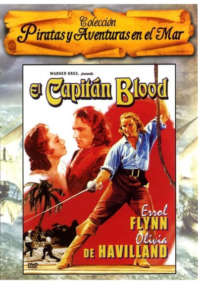 El Capitán Blood (Captain Blood)