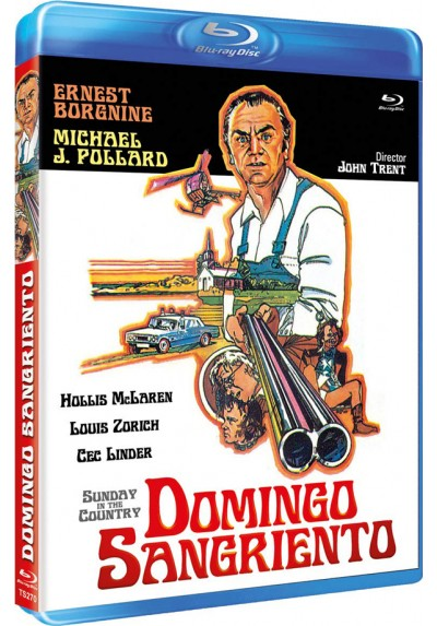 Domingo Sangriento (Blu-Ray) (Sunday In The Country)