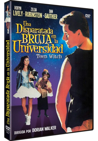 Una Disparatada Bruja En La Universidad (Teen Witch)