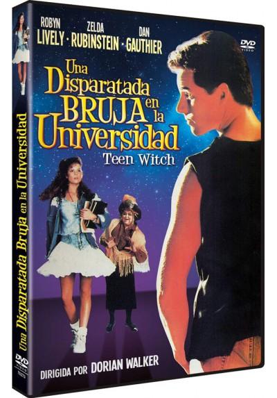 Una Disparatada Bruja En La Universidad (Teen Witch)