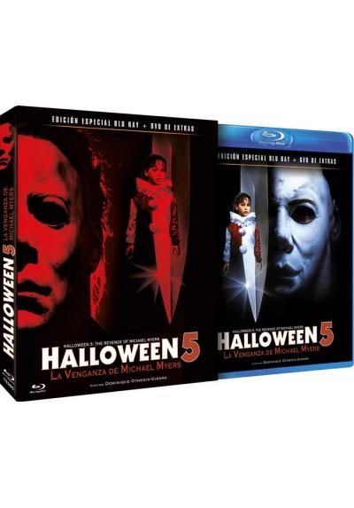 Halloween 5 (Blu-Ray + Dvd Extras)