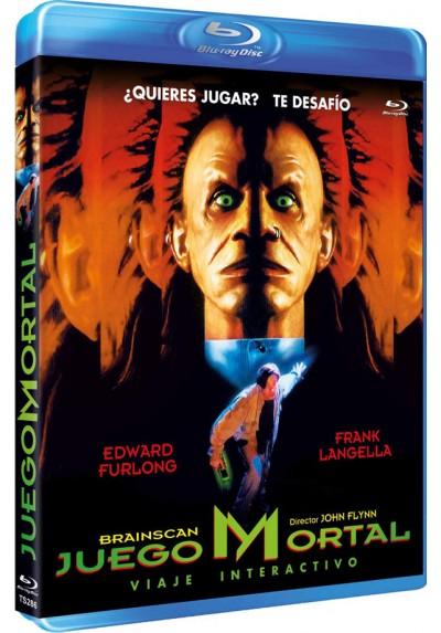Juego Mortal (Blu-Ray) (Brainscan)