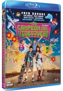 El Campeón Del Videojuego (Blu-Ray) (The Wizard)