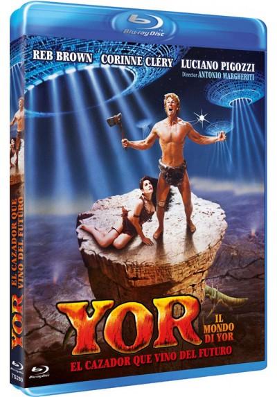 Yor, El Cazador Que Vino Del Futuro (Blu-Ray) (Il Mondo Di Yor)