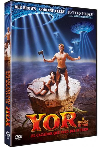 Yor, El Cazador Que Vino Del Futuro (Il Mondo Di Yor)