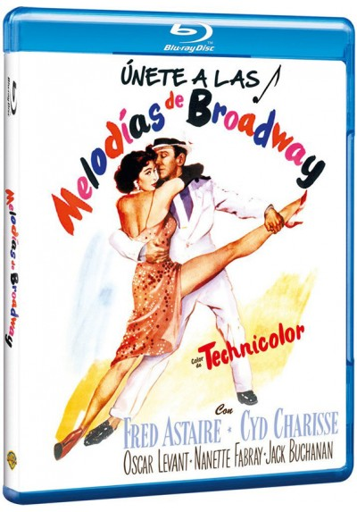 Melodías De Broadway (Blu-Ray) (The Band Wagon)