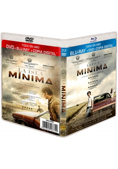 La Isla Mínima (Blu-Ray + Dvd + Copia Digital)
