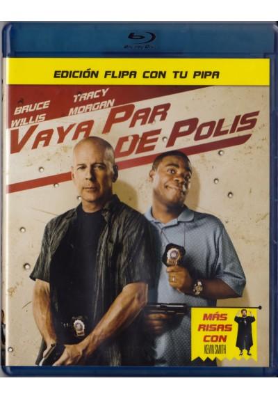 Vaya Par De Polis (Blu-Ray + Dvd) (Cop Out)