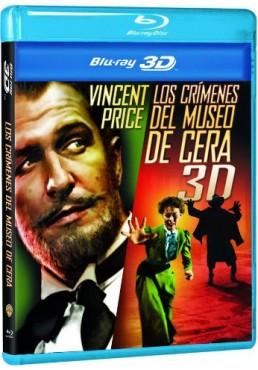 Los Crímenes Del Museo De Cera (Blu-Ray 3d) (House Of Wax)