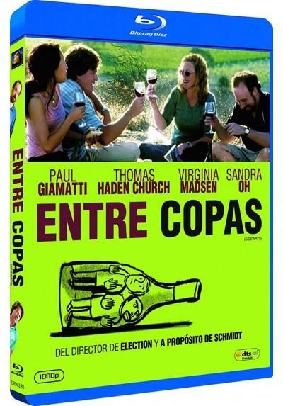 Entre Copas (Blu-Ray) (Sideways)